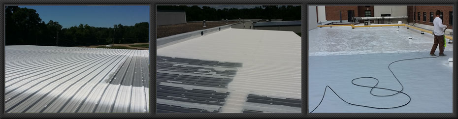 Liquid Elastomeric Roof Coating