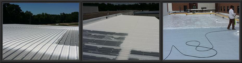 Liquid Elastomeric Roof Coating